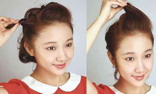 100种盘头发的方法 教你100种女性短发扎头发的方法 做时尚女就要知道盘发全集