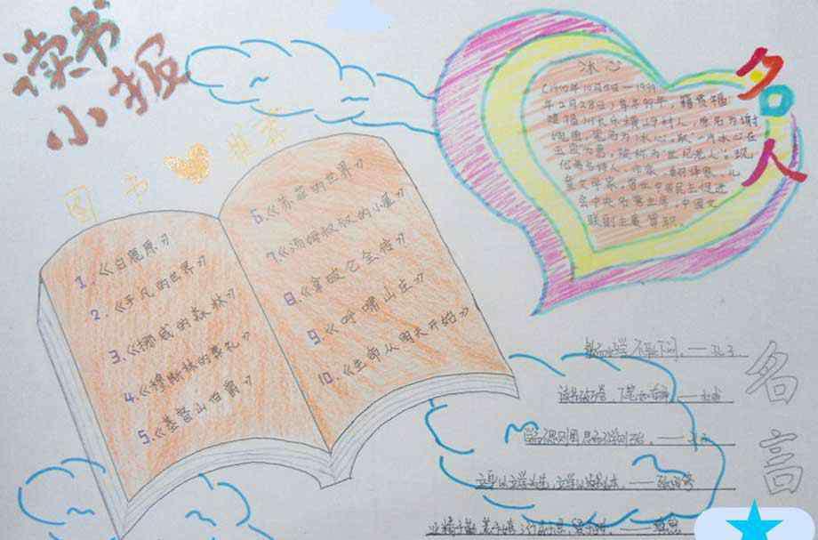 一年级最漂亮的手抄报 一年级手抄报内容怎么写 一年级手抄报这样写简单又美观