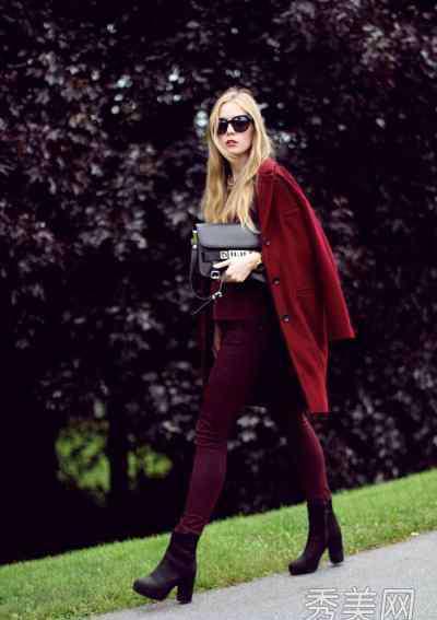 秋季服装搭配图片 秋季服装搭配图片 10款裤装搭配技巧