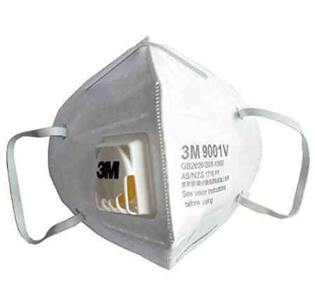 zm9001a口罩 3M9001口罩能挡病毒传染吗?