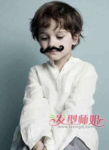 儿童发型图片男 男孩子儿童发型图片 男童儿童发型图片大全