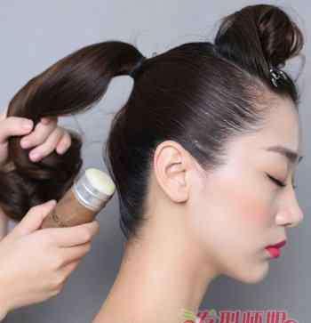 韩式新娘发型步骤 2018韩式新娘发型 韩式新娘发型扎法步骤