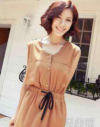 韩版服饰搭配 韩版服饰搭配图片 穿出你的白富美