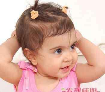 女宝宝发型短发 14个月女宝宝发型短发 个性女童短发发型图片