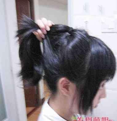 古代发髻怎么梳 古代的发髻怎么梳 古代高发髻梳解图