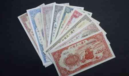 第一套人民币价格表 最新2017第一套人民币旧币回收价格表排行榜,一版币大全套价值500万