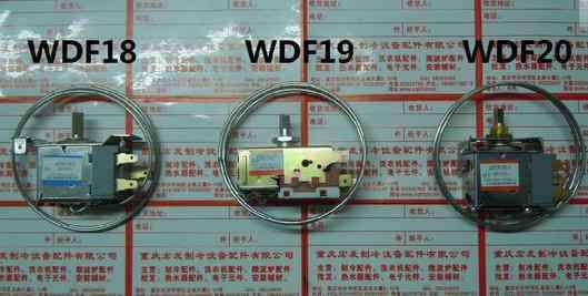 冰箱压缩机实物接线图 冰箱温控器三头怎么接线 学起来