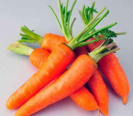 虾仁的营养价值及功效 胡萝卜的营养价值和具体的功效与作用
