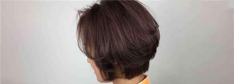 头发少适合的发型 发量稀少适合什么发型