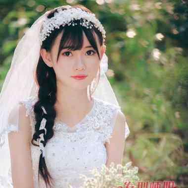 韩式新娘 韩式新娘发型图片 2018最流行的韩式新娘发型