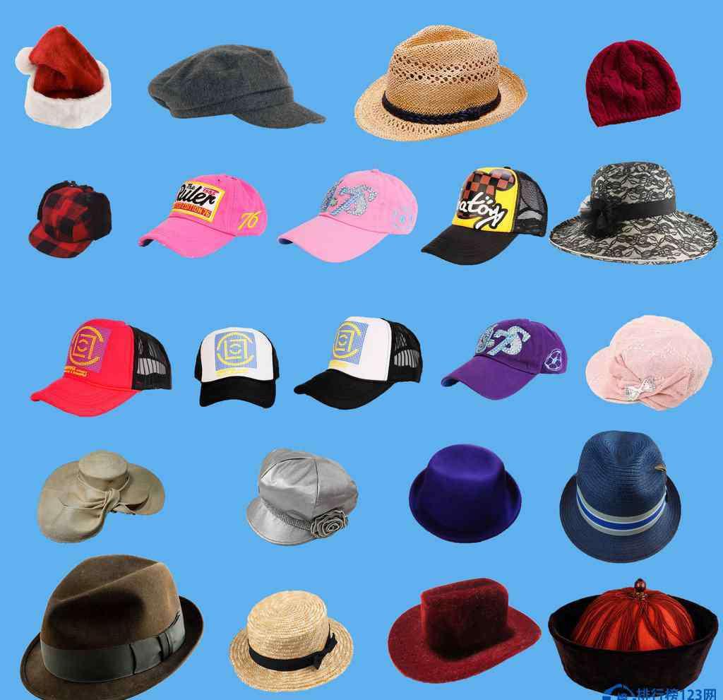 男士帽子品牌 男士帽子品牌排行榜