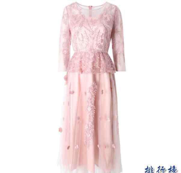 女裙品牌 连衣裙哪些牌子的好?连衣裙十大品牌排行榜