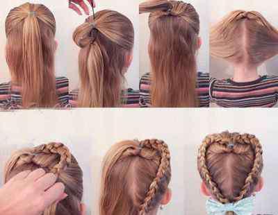 1一3岁短发扎发 四岁小孩短发怎么扎最好看 快来学习怎么给你的小公主扎头发