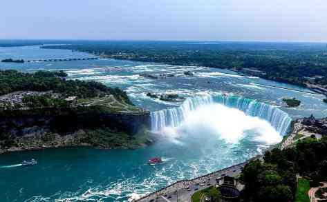 世界上最大的瀑布 世界上最大的瀑布