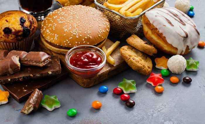 公认的十大垃圾食品,你吃过吗
