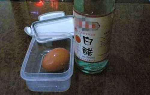 鸡蛋祛斑的小窍门 分享白醋泡鸡蛋祛斑的做法醋泡鸡蛋祛斑2个小窍门