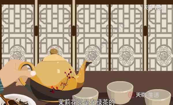 茉莉茶叶属于什么茶 茉莉花茶属于什么茶  茉莉花茶是什么茶