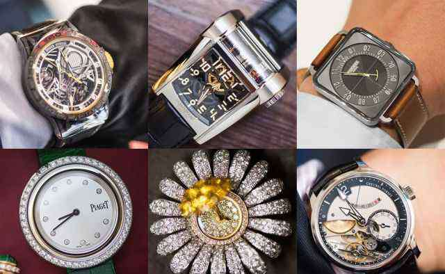 爱马仕限量版手表 什么!今年卡地亚、伯爵……爱马仕还出过这些表?