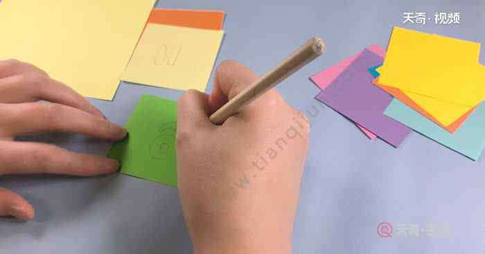 感恩贺卡简单又漂亮 感恩节贺卡怎么做 感恩节卡片的做法