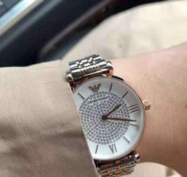 阿玛尼手表真假 教你如何辨别阿玛尼手表满天星的真假,学会这几招就够了