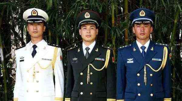 """军礼服 解放军士兵结婚,能不能穿""""军礼服""""?别再傻傻不知道"""