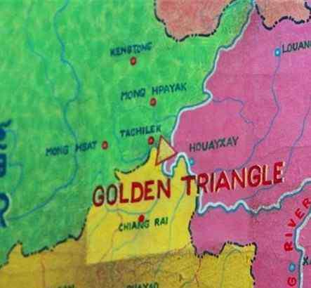 金三角在哪 金三角指哪三个国家?