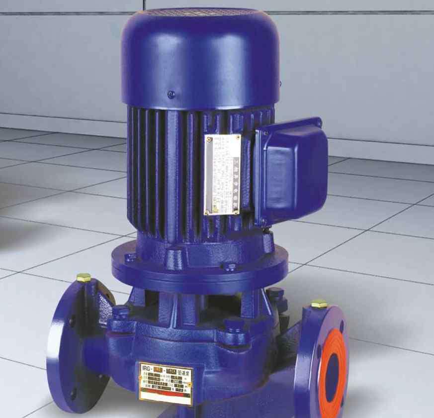 离心泵的工作原理 离心泵的工作原理是什么?