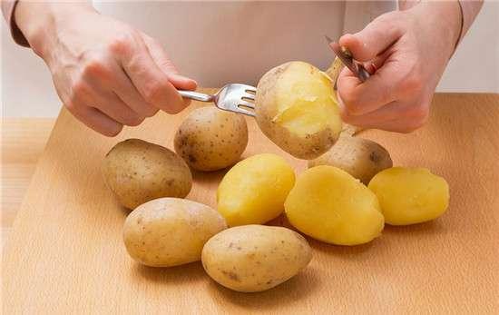 土豆面膜 土豆面膜多久做一次 适当使用土豆面膜才有好效果