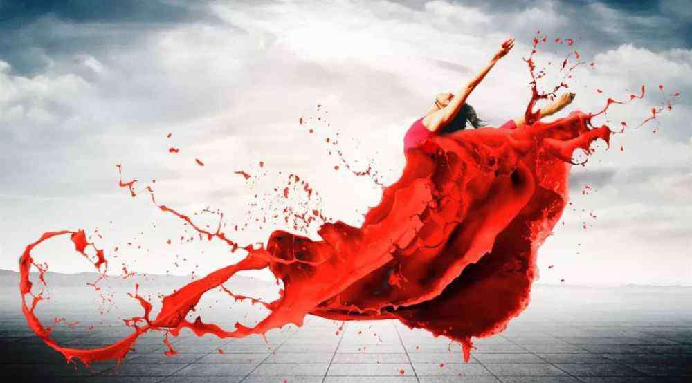 穿红衣服的人 穿红衣服的人,为什么桃花运特别旺?99%的人都不知道