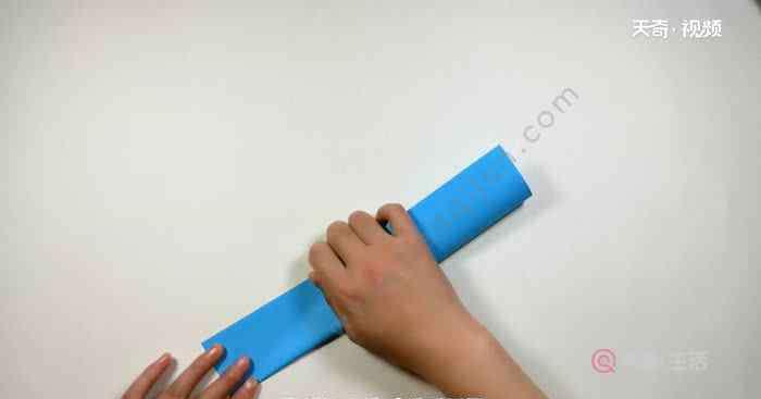 纸剑怎么折 折纸武器宝剑 宝剑怎么折简单