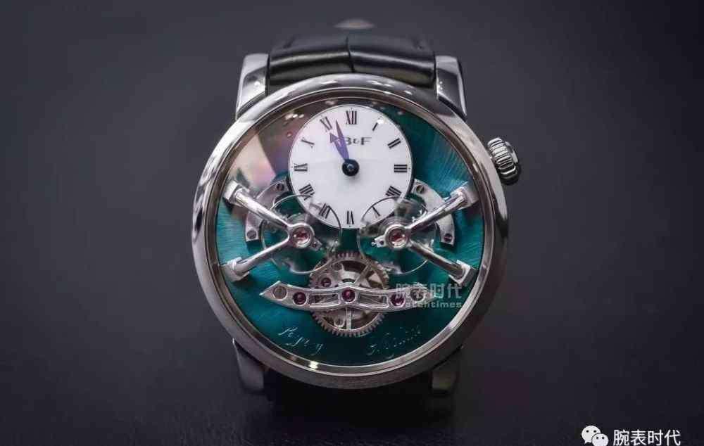 手表小众品牌 五大酷到没朋友的小众腕表品牌