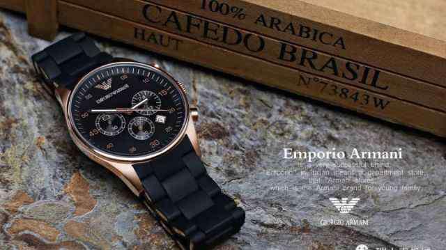 ck手表品牌 CK手表和阿玛尼手表哪个好?方面PK
