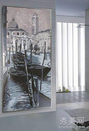 墙面马赛克 马赛克瓷砖墙面 惊艳家居风景