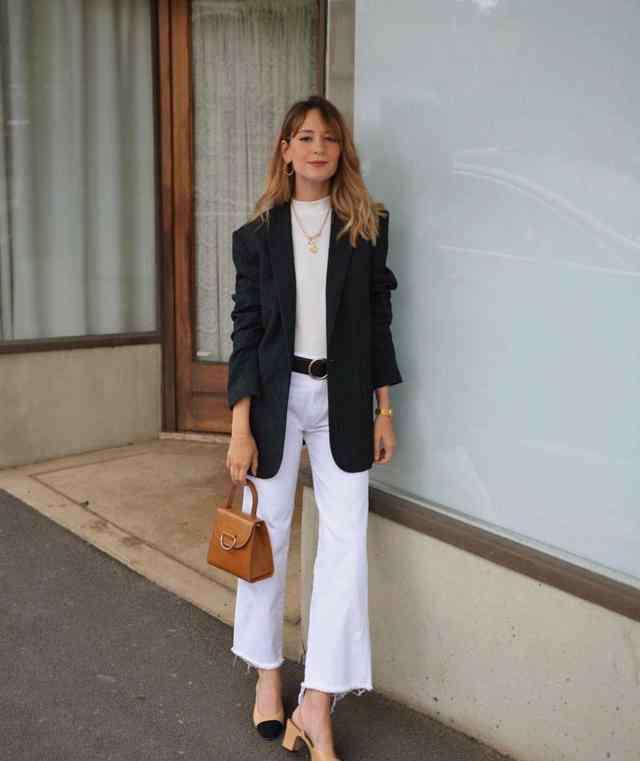 腰带搭配 如何利用腰带进行搭配?学学这几个穿搭造型,让你时尚又显瘦