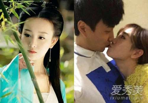 张檬图片 张檬抢刘雨欣老公?女星张檬发型图片
