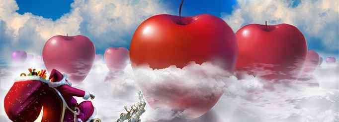 圣诞节吃苹果 为什么圣诞节要吃苹果?