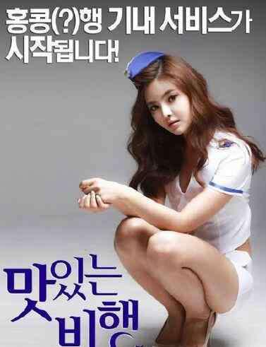 美味的航班 韩国禁片《一次美味的飞行》,一部男人都喜欢看的电影!