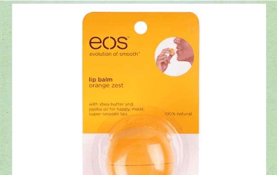 eos唇膏 美国eos唇膏怎么样 外观甜美滋润度不够