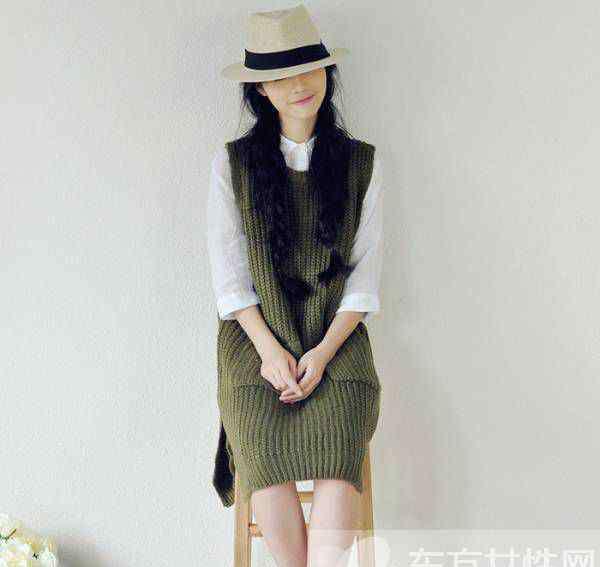 长款针织衫 长款针织衫怎么搭配 几种穿衣技巧轻松搭出你的范儿