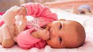婴儿摄影 宝宝百天照