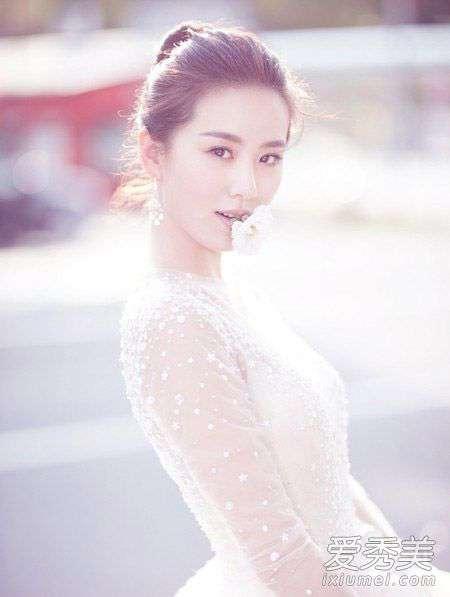刘诗诗婚礼 刘诗诗婚礼将至 出道11年发型蜕变史