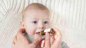 婴儿后脑勺的完美头型 婴儿后脑勺的完美头型