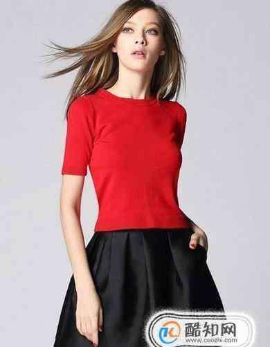 红衣服 红色衣服怎么搭配好看