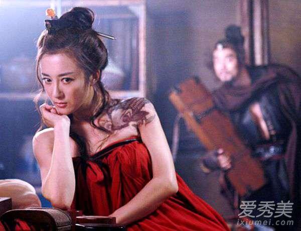 新萧十一郎演员表 新萧十一郎风四娘扮演者是谁?李依晓个人资料背景照片