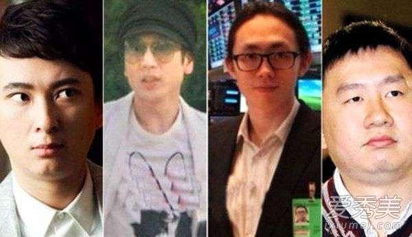 京城四少背景 王烁父亲是谁?新京城四少王烁个人资料家庭背景照片