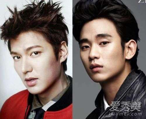 李民浩整容前后 金秀贤和李敏镐整容了吗?他们两人谁更帅?