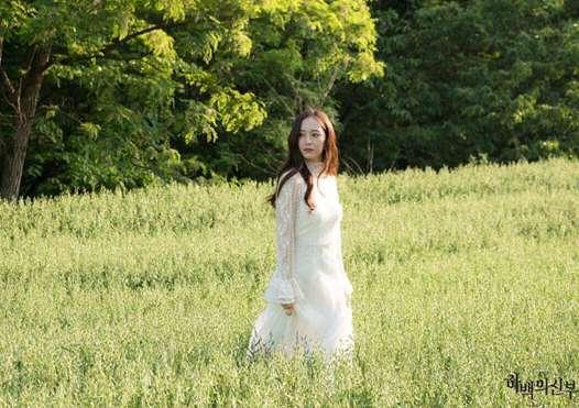 郑秀晶图片 河伯的新娘郑秀晶剧照 河伯的新娘郑秀晶图片