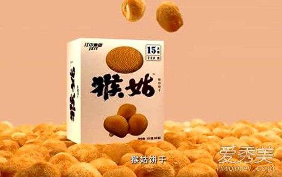 江中猴姑饼干 江中猴姑饼干真能养胃吗 饼干成分是什么?