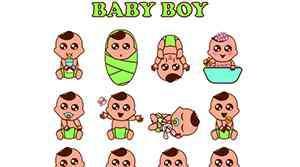 一个月宝宝脸上长了很多小红点 一个月婴儿脸上起小红点