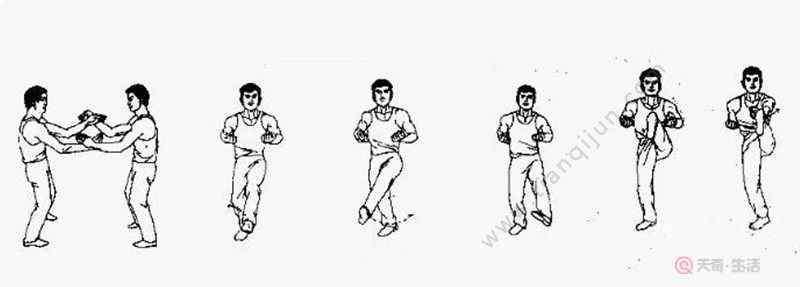 咏春拳13招基本手法 咏春拳13招基本手法 咏春拳的基本手法